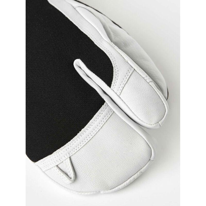 Hestra Army Leather Patrol 3-Finger Glove Mens image number 2