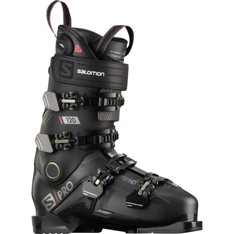 Salomon S/PRO 120 Custom Heat Connect Ski Boots - Mens 20/21 image number 0