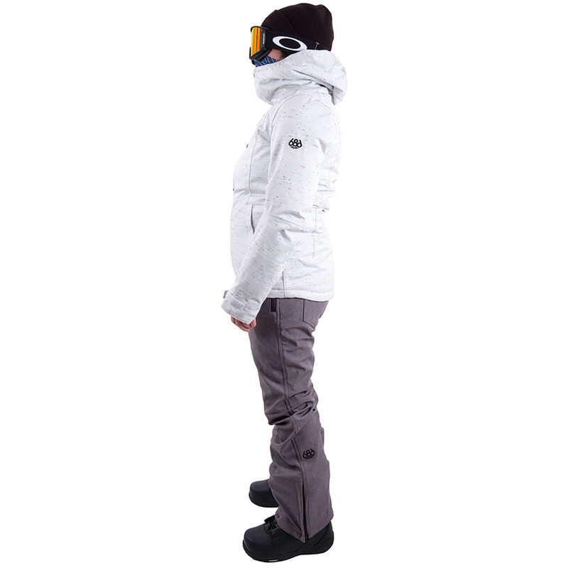 686 Rumor Insulated Jacket Womens image number 8