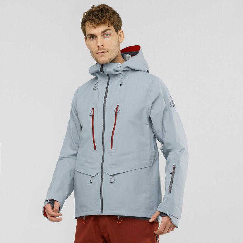 Salomon Outpeak 3L Shell Jacket Mens image number 2