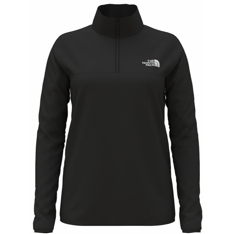 The North Face TKA Glacier 1/4 Zip Pullover Womens image number 1