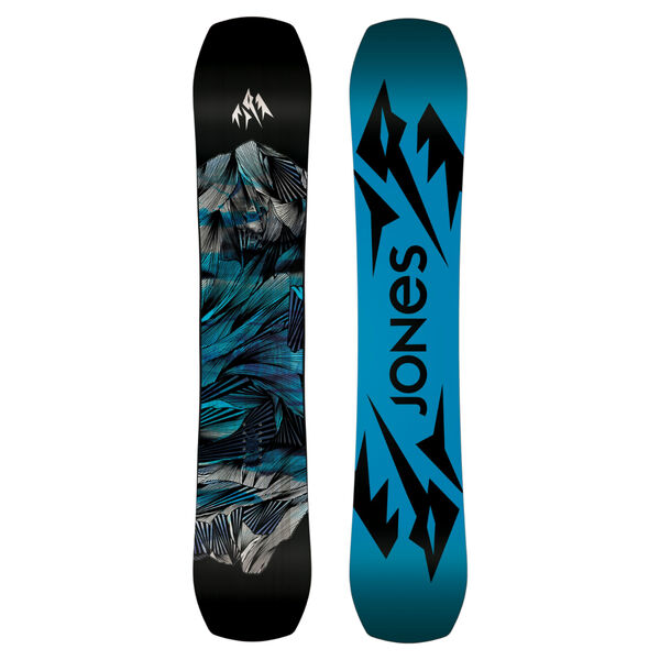 Jones Mountain Twin Snowboard Mens