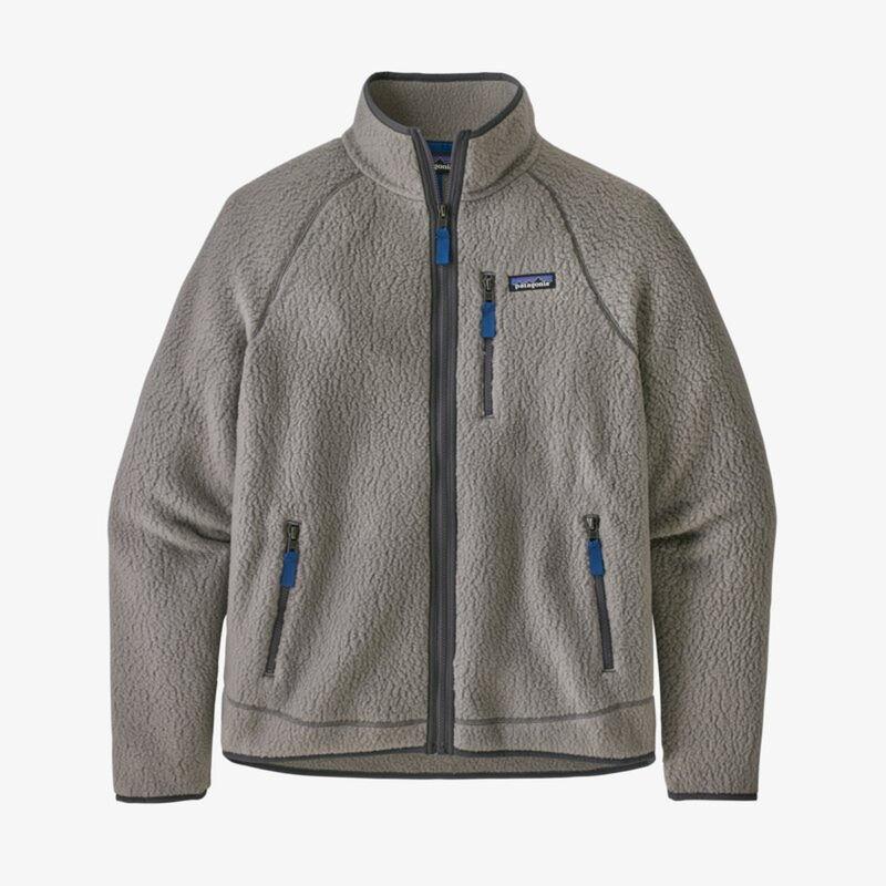 Patagonia Retro Pile Fleece Jacket - Mens 20/21 image number 0