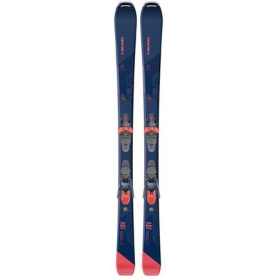 Head Total Joy Skis with Joy 11 GW Bindings - Womens 21/22