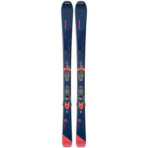 Head Total Joy Skis with Joy 11 GW Bindings Womens
