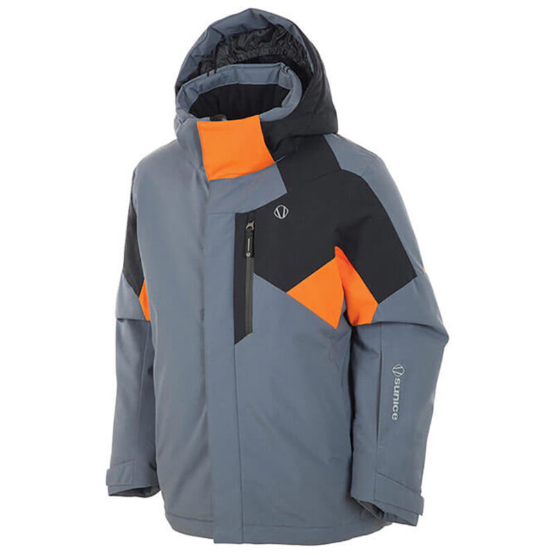 Sunice Carter Waterproof Insulated Stretch Jacket Junior Boys image number 0