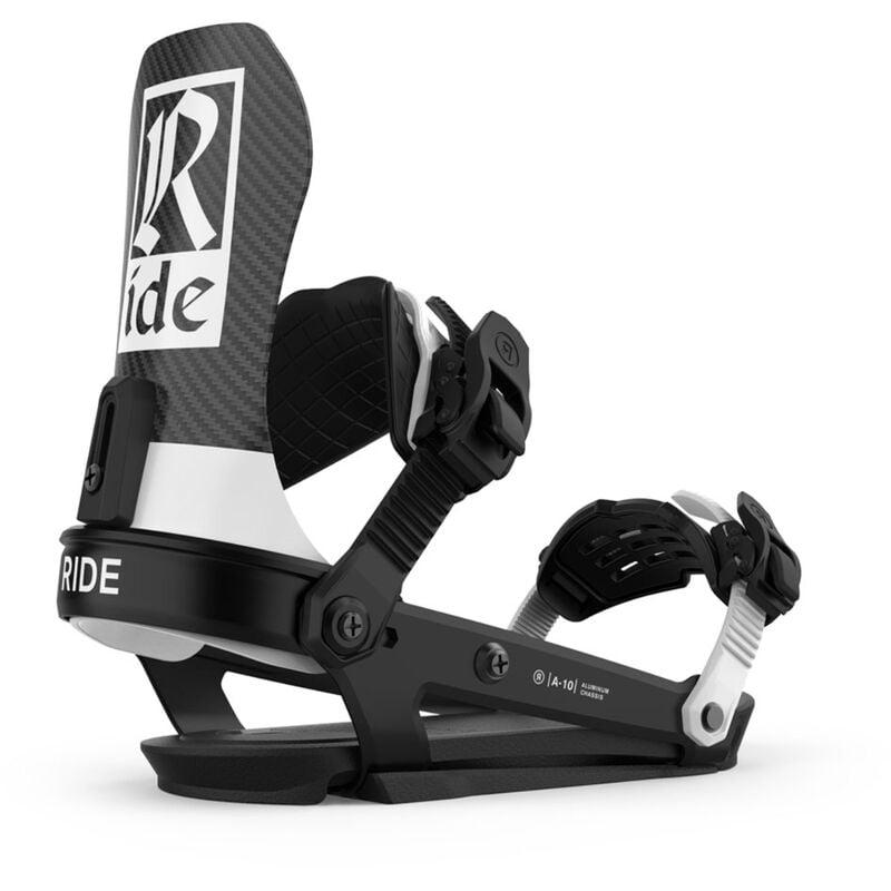 Ride A-10 Snowboard Bindings Mens image number 0