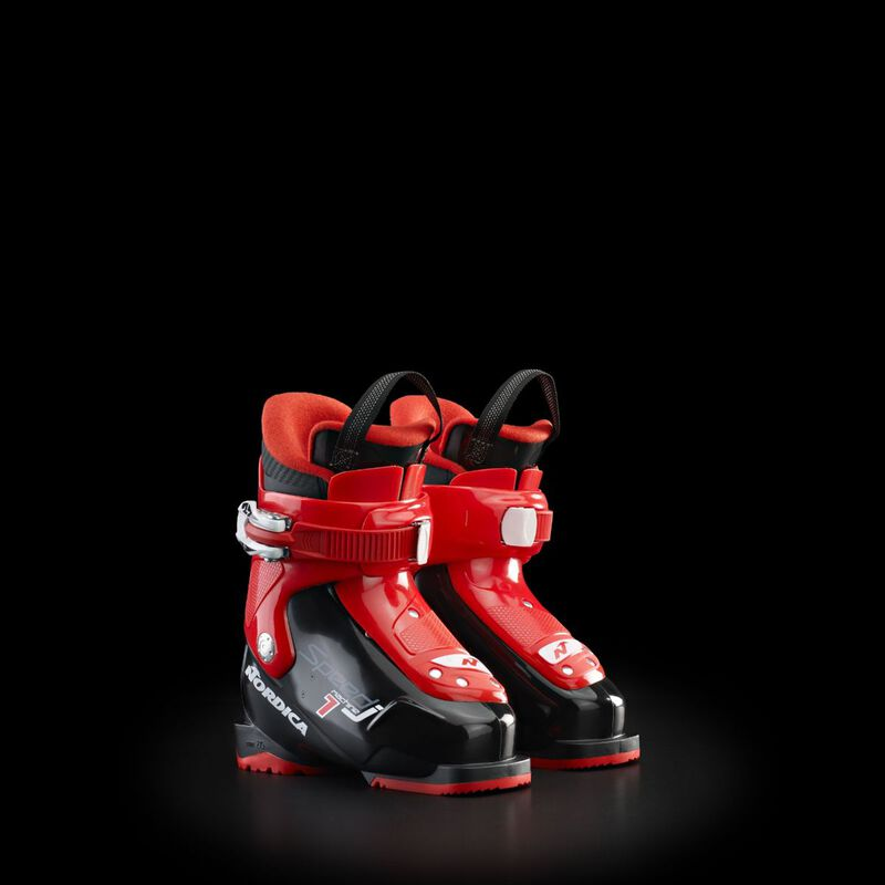 Nordica Speedmachine J 1 Ski Boots Boys image number 2