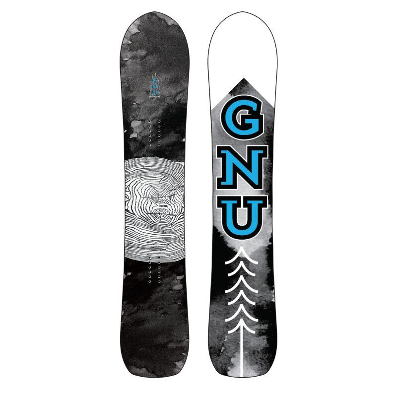 GNU Antigravity C3 Wide Snowboard Mens image number 0