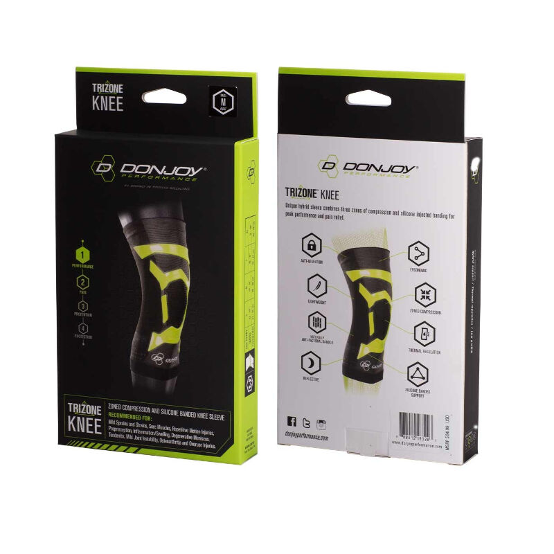 DonJoy Performance Trizone Knee Sleeve Right image number 0