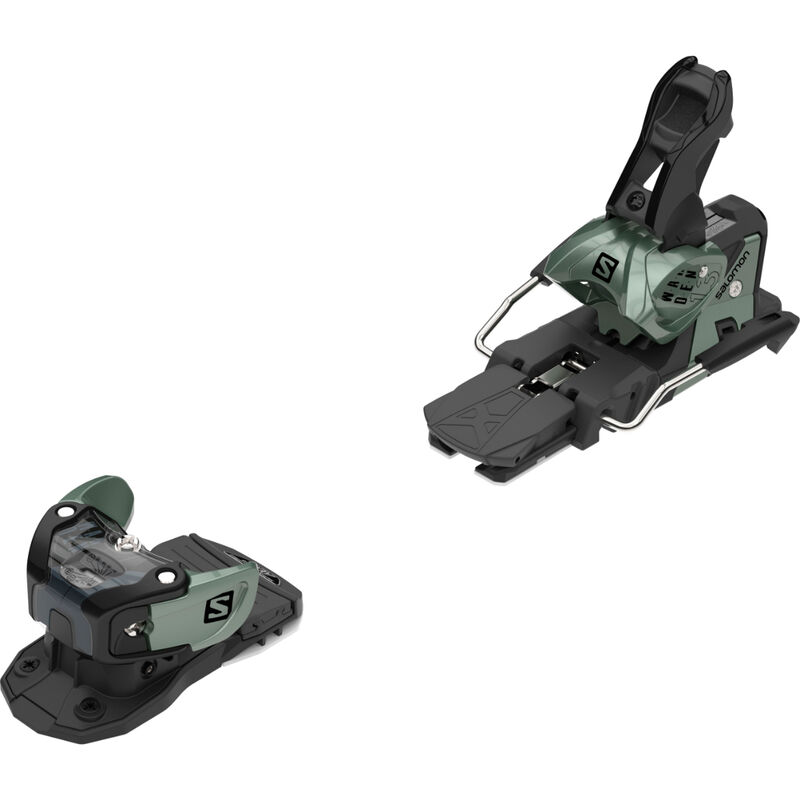 Salomon Warden MNC 13 Bindings + C90mm Brake - 20/21 image number 0