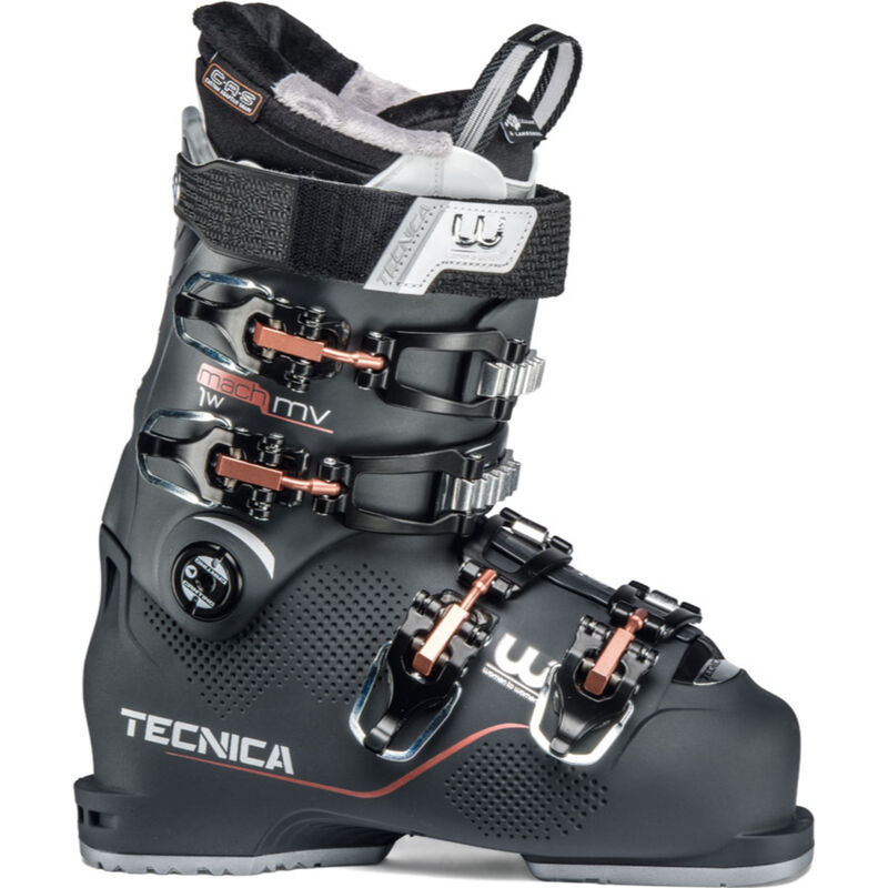 Tecnica Mach1 MV 95 Ski Boots - Womens 19/20 image number 0