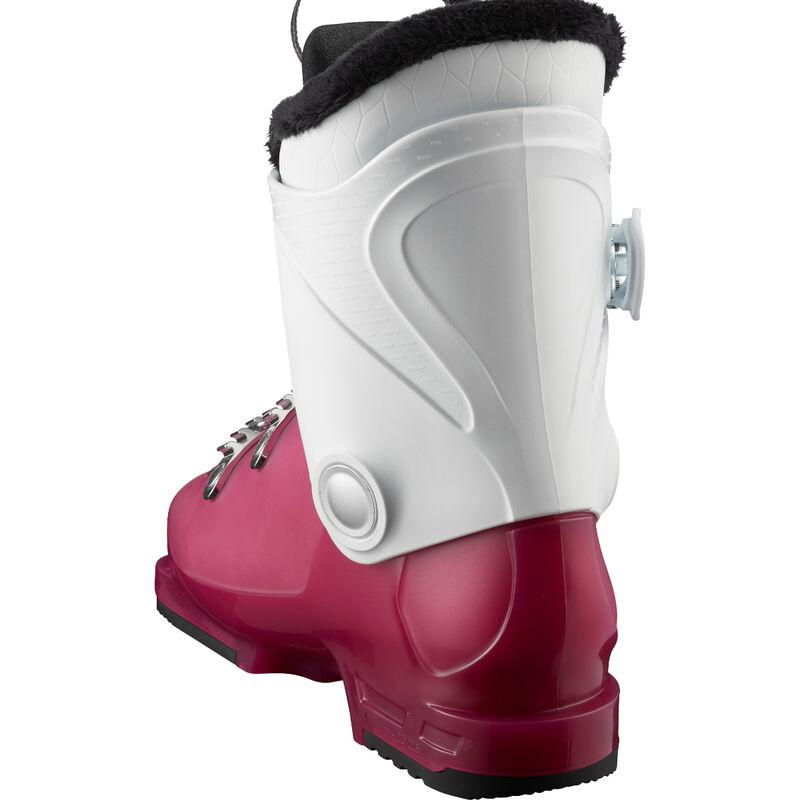 Salomon T3 RT Girly Ski Boots Girls image number 2