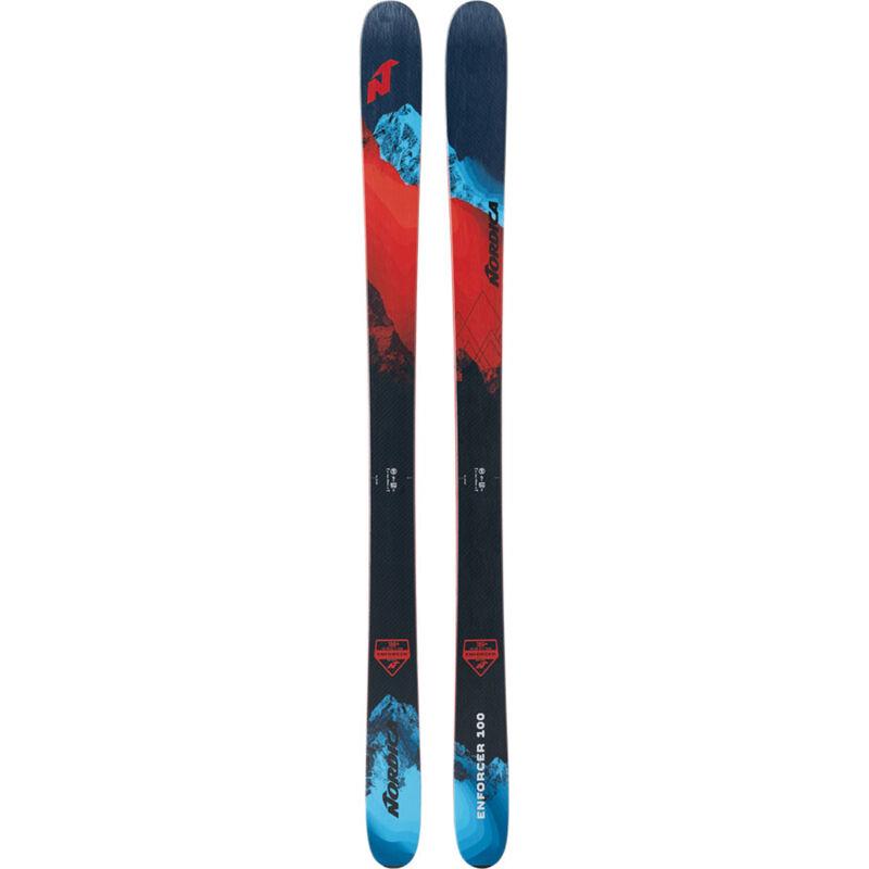 Nordica Enforcer 100 Skis Mens image number 0
