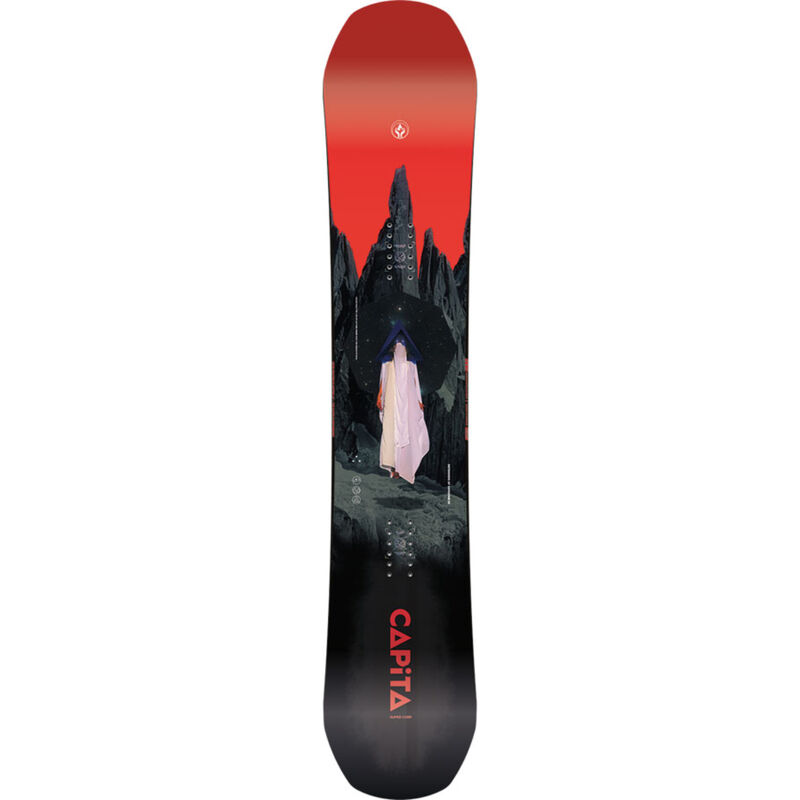 CAPiTA Defenders Of Awesome Snowboard - Mens 20/21 image number 4