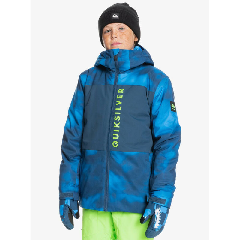Quicksilver Side Hit Snow Jacket Boys image number 0