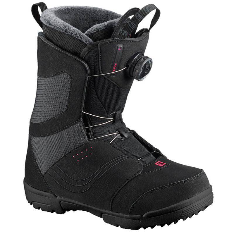 Salomon Pearl BOA Snowboard Boots Womens image number 0