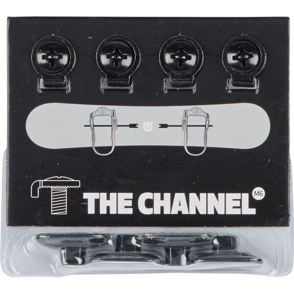 Burton M6 Channel Replacement Hardware