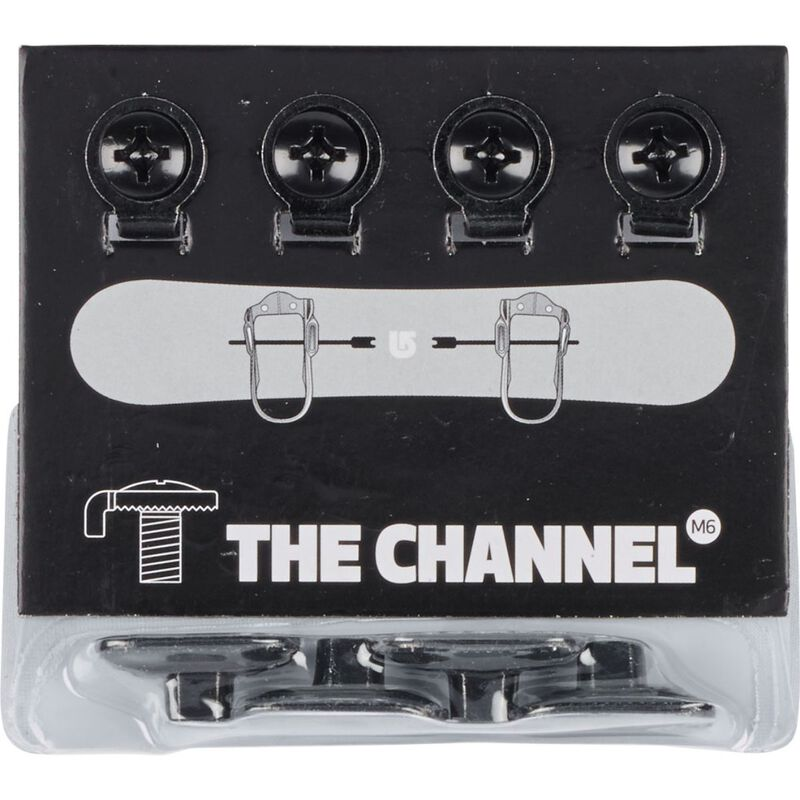 Burton M6 Channel Replacement Hardware image number 0