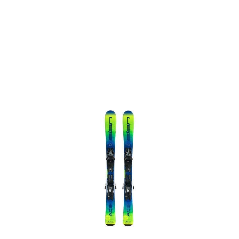 Elan Jett QS Skis with EL 4.5 GW Shift Bindings Boys image number 0