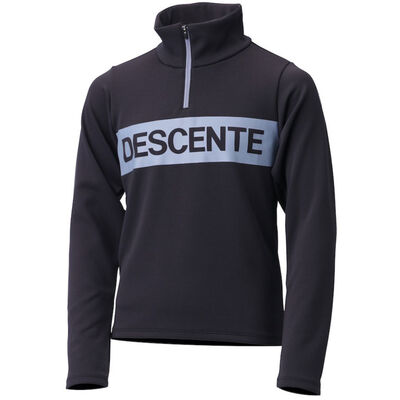 Descente Logo T-Neck - Boys