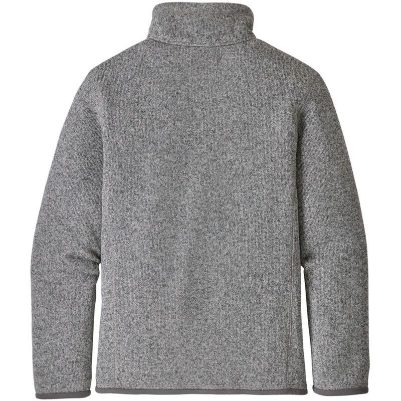 Patagonia Better Sweater 1/4 Zip Fleece Boys image number 1