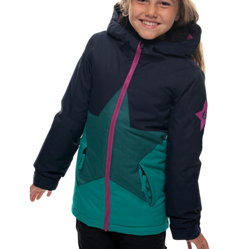 686 Star Insulated Jacket Girls 20 image number 0
