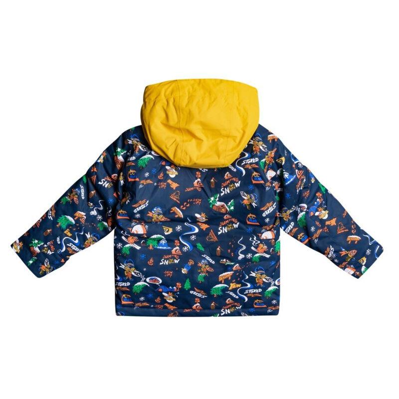 Quicksilver Little Mission Snow Jacket Kids image number 2