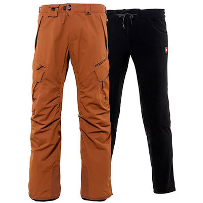 686 SMARTY 3-in-1 Cargo Pant - Mens 20/21