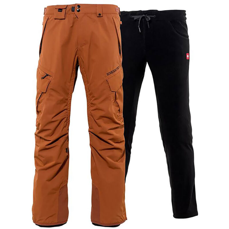 686 SMARTY 3-in-1 Cargo Pant - Mens 20/21 image number 0