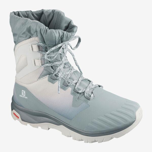 Salomon Vaya Powder Thinsulate Climasalomon Waterproof Boots Womens