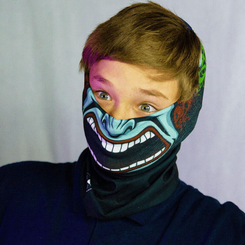 SA Company Multi-Use Face Shield Kids image number 1