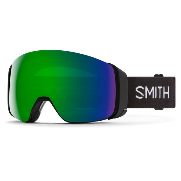 Smith 4D MAG Sun Green Mirror Goggle