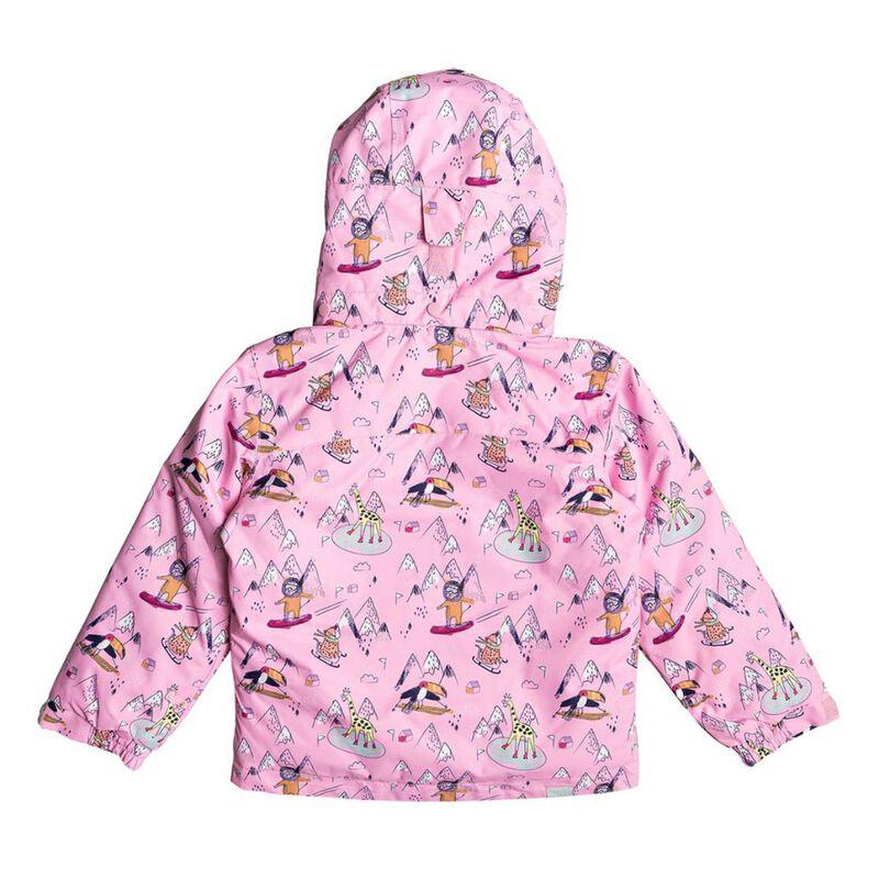 Roxy Mini Jetty Jacket Toddler Girls image number 1