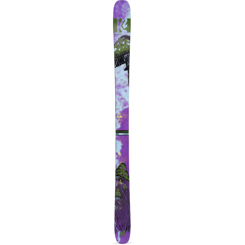 K2 Reckoner 102 Skis Mens image number 0