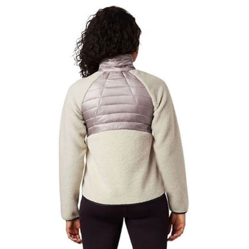 Mountain Hardwear Altius Hybrid Pullover - Womens image number 1