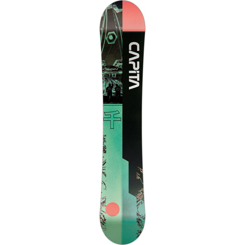 CAPiTA Outerspace Living Snowboard Mens image number 3