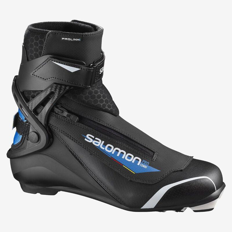 Salomon Pro Combi Prolink Ski Nordic Boots image number 0