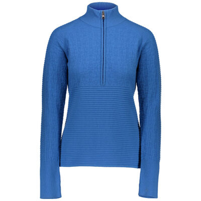 Obermeyer Dolly Cashmere-Blend 1/2 Zip - Womens