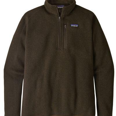 Patagonia Better Sweater 1/4 Zip Fleece - Mens 20/21