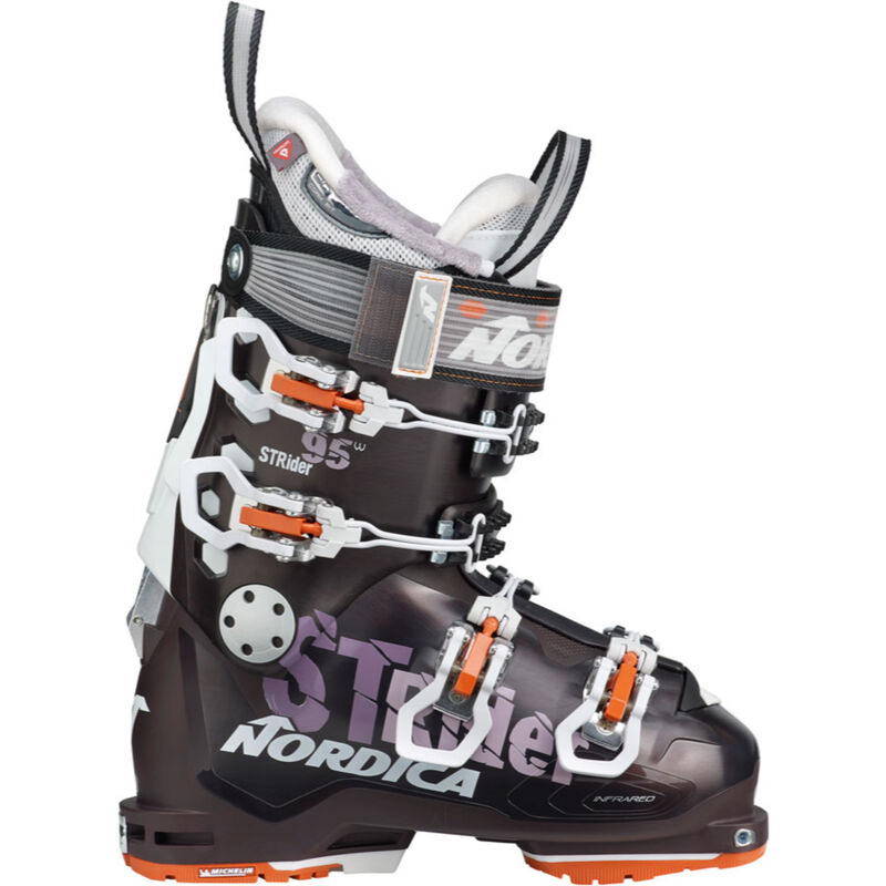 Nordica Strider 95 DYN Ski Boots - Womens 19/20 image number 0