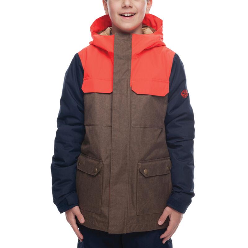 686 Flash Jacket Boys image number 0