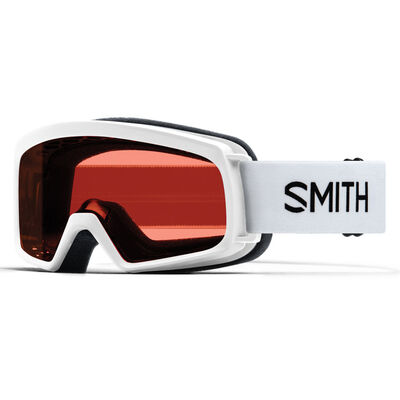 Smith Rascal White Goggles - Kids