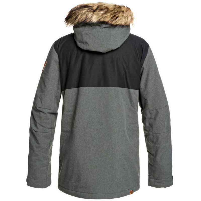 Quiksilver Selector Snow Jacket Mens image number 1