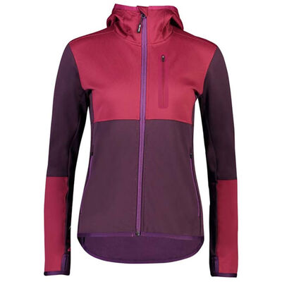 Mons Royale Approach Tech Mid Hoody - Womens