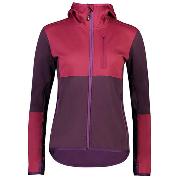 Mons Royale Approach Tech Mid Hoody Womens
