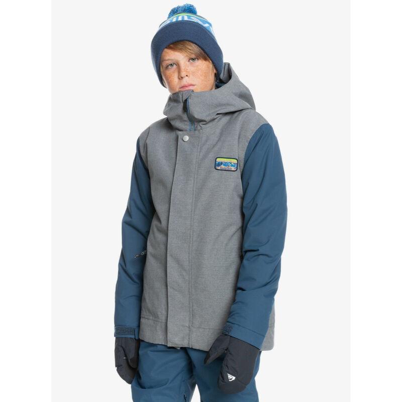 Quicksilver Ridge Snow Jacket Boys image number 0