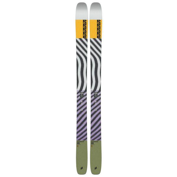 K2 Mindbender 108Ti Skis Mens