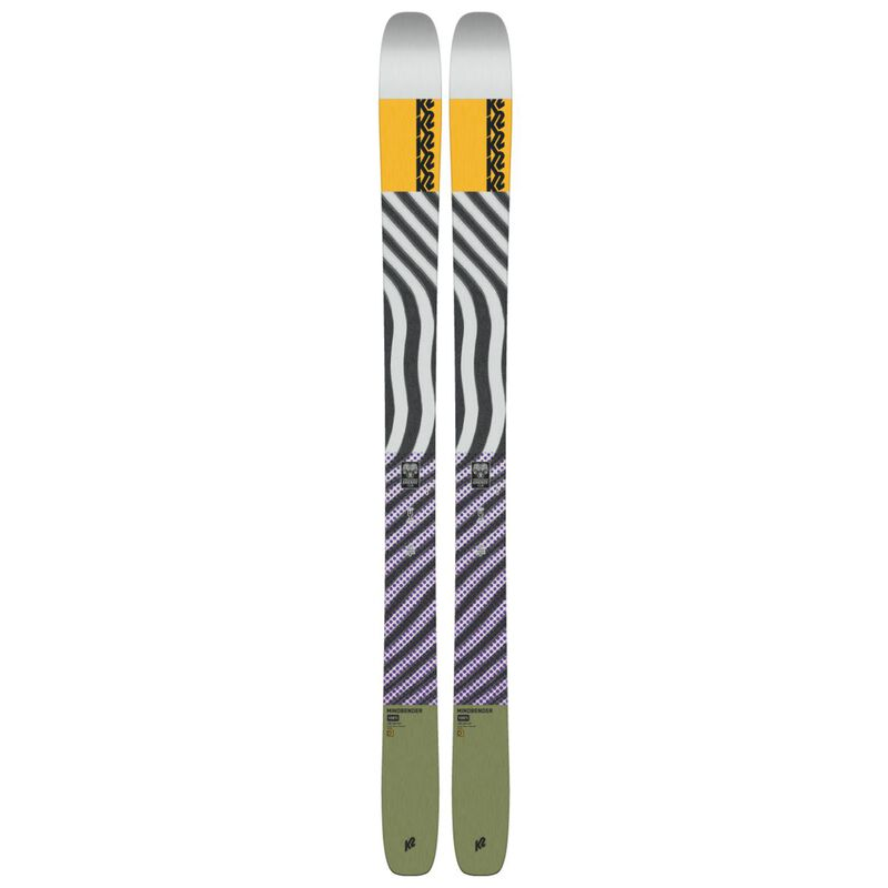 K2 Mindbender 108Ti Skis - Mens 21/22 image number 0