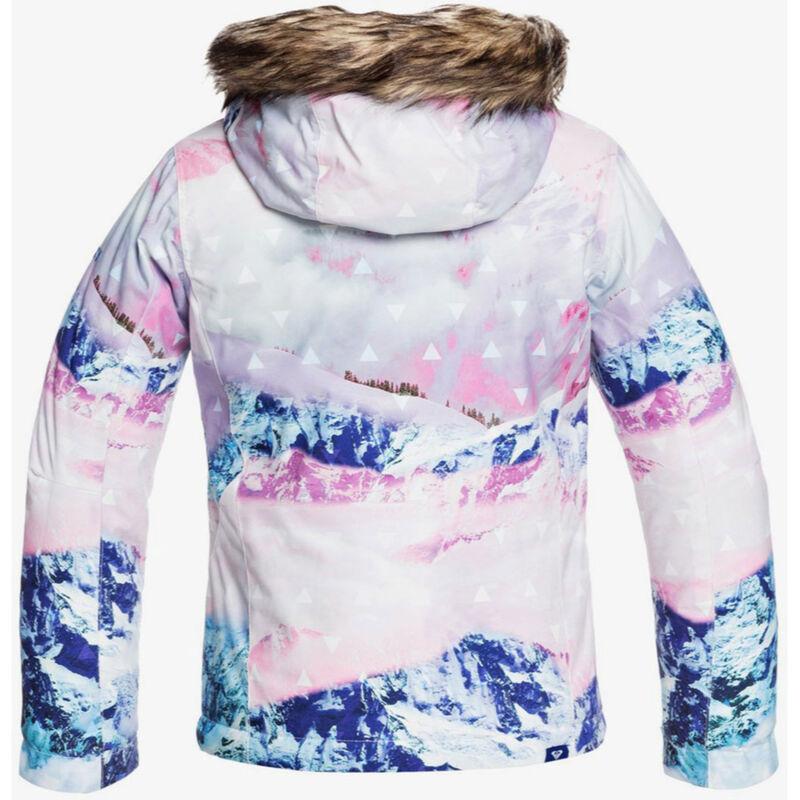 Roxy American Pie Jacket Girls image number 1